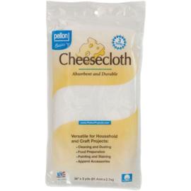 """Cheescloth  36""""x 3 yds  (91.4cm x 2.7m)       CHC3  (not)"""