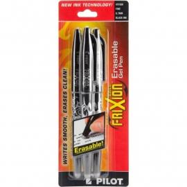 Pilot Frixion Ball erasable Gel Pen (uitgumbaar) zwart pen 0,7mm 1 stuks