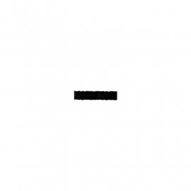 macrame cord Bonnie black BB450042