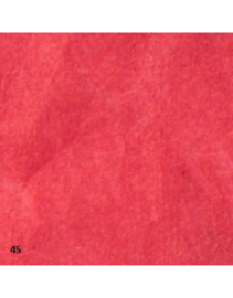 Mulberry papier kozo, 25 grams 64x47cm rood (gevouwen naar ca.21x15cm)