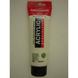 Amsterdam acrylverf parelmoer tube 120ml parelgroen 822