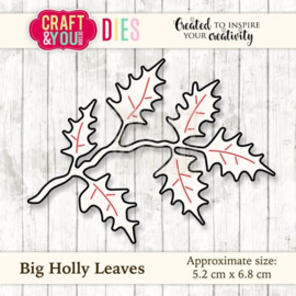 Big Holly Leaves CW030