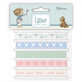 Lillibet Printed Ribbons  HMRB002