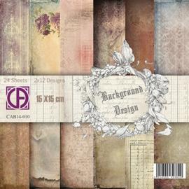 Background designs 24 vel 2x12 designs CAB14-010
