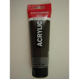Amsterdam acrylverf tube 120ml van Dijckbruin 403