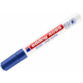 edding 4095 krijtstift blauw  2-3 mm 394095/0003