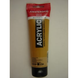 Amsterdam acrylverf tube 120ml Sienna Naturel 234