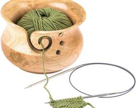Yarn bowl Susan Bates