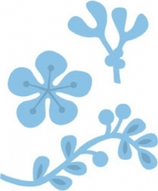 Creatables mistletoe / 1 ST [115639/4289] LR0189