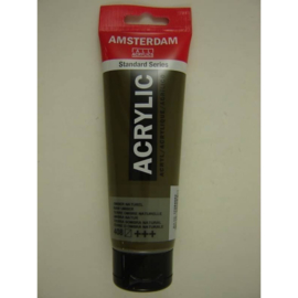Amsterdam acrylverf tube 120ml Omber Naturel 408