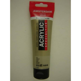 Amsterdam acrylverf Metallic tube 120ml tin 815