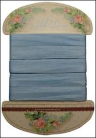Silk Lace Blue JU0922