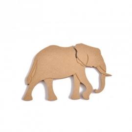 olifant klein mdf002