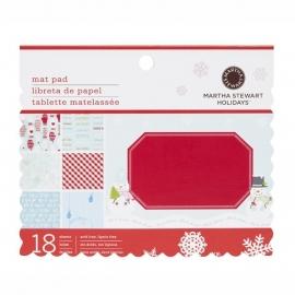 winter mat pad martha stewart 45-04047