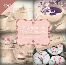 MEI Joy! papierblok 10x10 afternoon tea 6011/0070