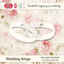 wedding rings CW020
