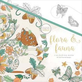 kleurboek kaiser colour flora & fauna