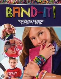 band -it rubberband sieraden om zelf te maken  AANBIEDING!!!!!!!!!