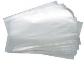 Transparante zakjes
