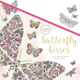 kleurboek Kaisercraft Butterfly Kisses