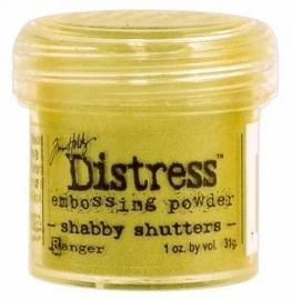 Embossing poeder shabby shutters TIM HOLTZ / 31 GR [180005/4930]