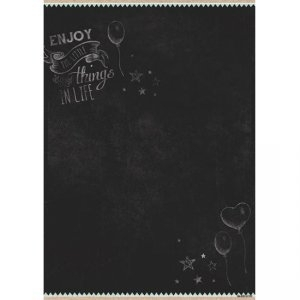 Creative with chalk doublesided paper A4 - BASICH190