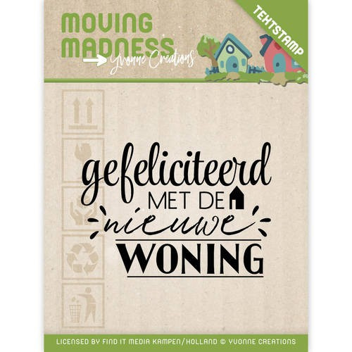 clear stamp nederlandse tekst yccs 10032