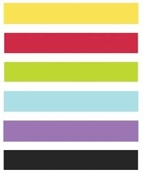 nieuw Colorbox Queue Tutti Frutti