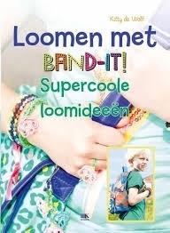 loomen met band-it supercoole loomideeen  AANBIEDING!!!!!!