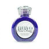 nuvo pure sheen glitter violet infusion 801502/2723