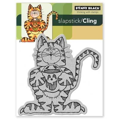 Penny Black slapstic cling stempel scary sweet  Product No: 40-073
