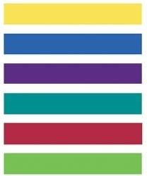 nieuw Colorbox Queu Beach Towels