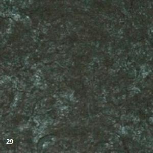 "Mulberry papier 25grams ""kozo""papier 64x47 cm zwart (gevouwen naar ca. 21.5x15.5cm)"