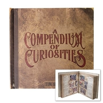 Idea book A compend.of curios.77 PAGES / 1 ST [180003/1430]