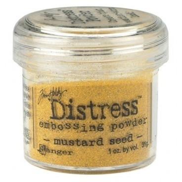 Embossing poeder mustard seed TIM HOLTZ / 31 GR