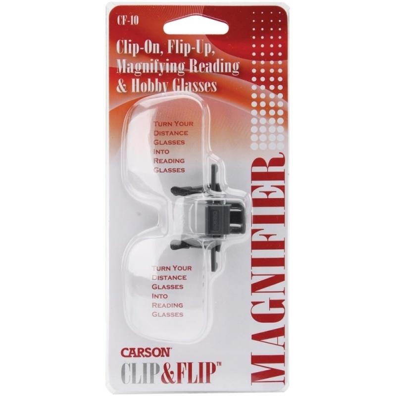 Clip & Flip Magnifying Glasses