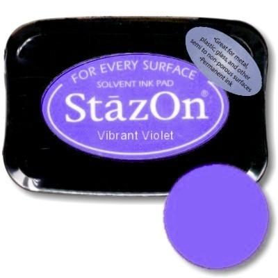 stazon vibrant violet