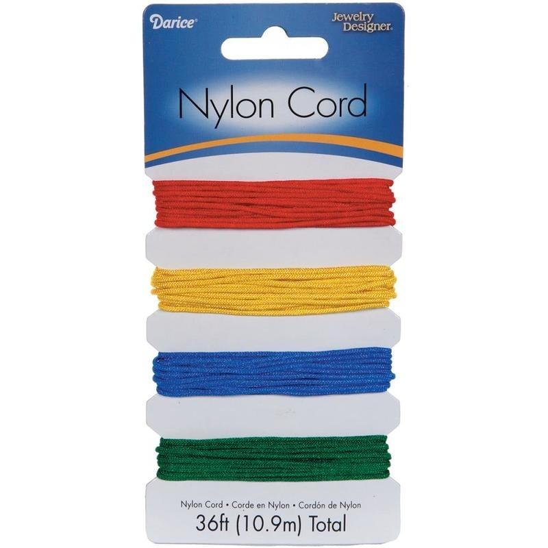 darice nylon cord 1999-5798