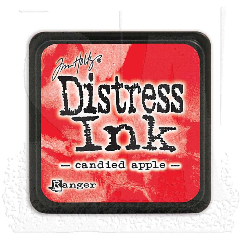 Distress mini inkt kussen - candied apple