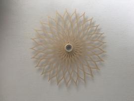 Mandala Schaduwlamp Dahlia.