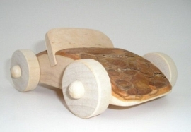 Boomblok sportauto