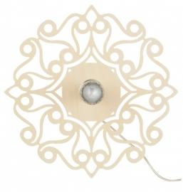 Mandala schaduwlamp Keltisch