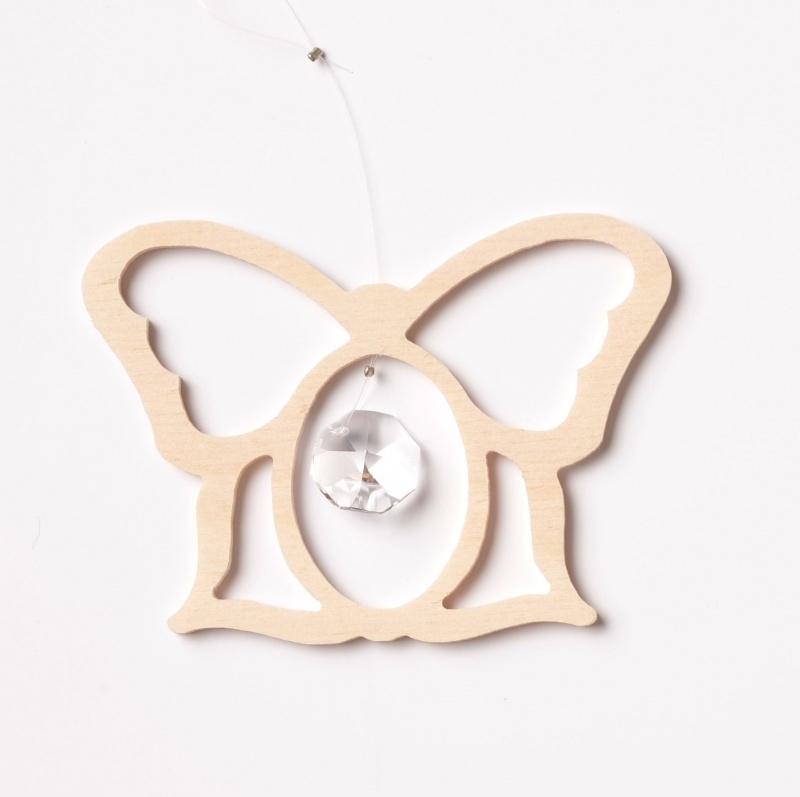 Kristalhanger Vlinder