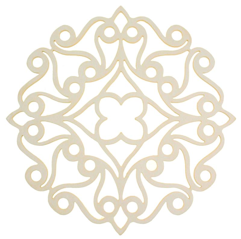 Mandala decoratie Keltisch