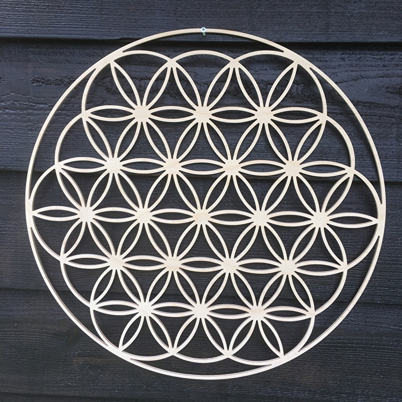 Mandala decoratie Flower of Life
