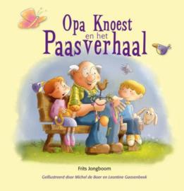 Opa Knoest en het Paasverhaal (kleurboek)