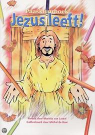 Jezus leeft! Paaskleurboek
