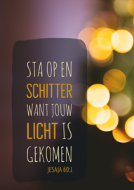 Poster Schitter!