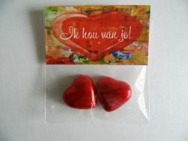 Giftcard Ik hou van je