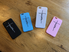 Faith (soft case) iPhone